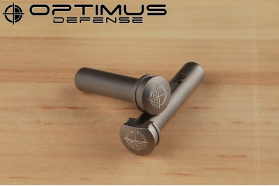 AR-15 Pivot and Takedown Pins, Titanium